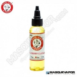 BLUEBERRY CUSTARD YOU GOT EJUICE 120ML 3MG