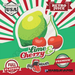 LIME & CHERRY CONCENTRATE 10ML