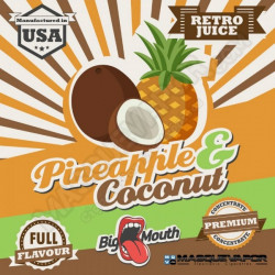 PINEAPPLE & COCONUTS CONCENTRATE 10ML