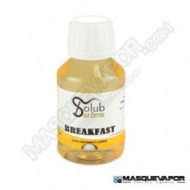 BREAKFAST SOLUBAROME 115ML