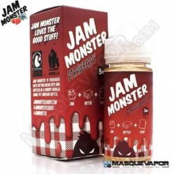 STRAWBERRY JAM MONSTER 100ML 3MG