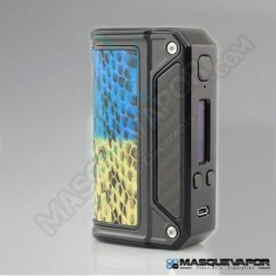 LOST VAPE THERION DNA250 BLACK BODY OCEAN RAINBOW