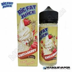 CUSTABERRY BIG FAT JUICE 120ML 6MG