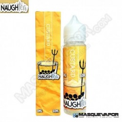 CUSTARD NAUGHTEA 60ML 3MG