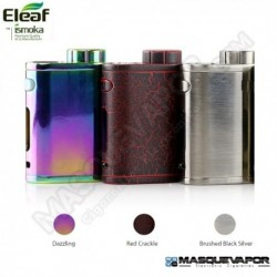 ISTICK PICO BRUSHED BLACK SILVER ELEAF