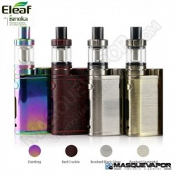 ISTICK PICO KIT BRUSHED GUNMETAL ELEAF
