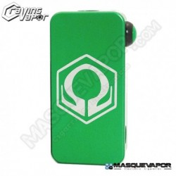 HEXOHM V 3.0 BOX MOD GREEN ANODIZED