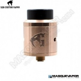 GOON 1.5 RDA 528 CUSTOM VAPES ROSE GOLD MATTE
