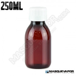 250ML PET AMBER BOTTLE