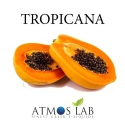 E-LÍQUIDO ATMOS LAB TROPICANA 6MG