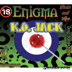 K.O JACK ENIGMA ELIQUID TPD 50ML 0MG