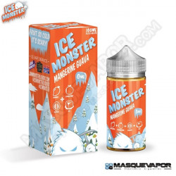 MANGERINE GUAVA ICE MONSTER TPD 100ML 0MG