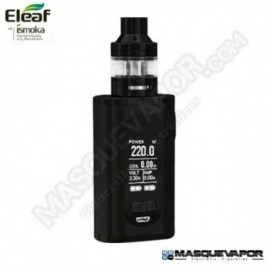 INVOKE 220W WITH ELLO T KIT TPD 2ML ELEAF BLACK