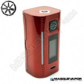 ASMODUS LUSTRO 200W BOX MOD RED