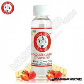 CHOCOLATE COVERED STRAWBERRY YOU GOT EJUICE TPD 50ML 0MG