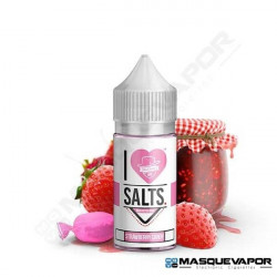 STRAWBERRY CANDY I LOVE SALTS MAD HATTER JUICE TPD 10ML 20MG