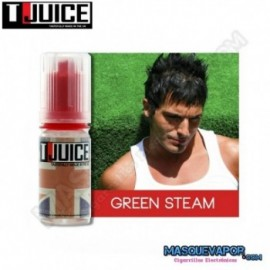 GREEN STEAM CONCENTRATE - T-JUICE