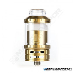FATALITY M25 RTA TPD 2ML QP DESIGN GOLD