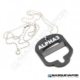 ALPHA3 SHORTFILL CAP REMOVAL TOOL 10ML/60ML/120ML