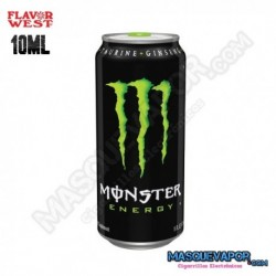 MONSTER ENERGY FLAVOR WEST
