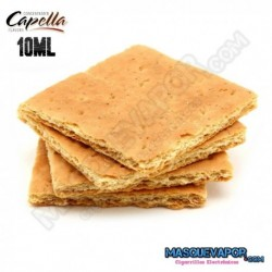 NEW GRAHAM CRACKER V2 CAPELLA FLAVOR DROPS
