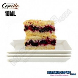 BLUEBERRY CINNAMON CRUMBLE CAPELLA FLAVOR DROPS