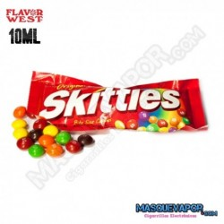 SKITTLES FLAVOR WEST (RAINBOW CANDY)