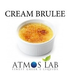 ATMOS LAB CREAM BRULEE 0MG