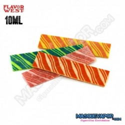 FRUIT STRIPE GUM FLAVOR WEST