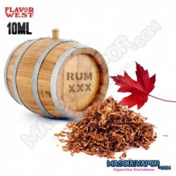 MAPLE RUM TOBACCO FLAVOR WEST