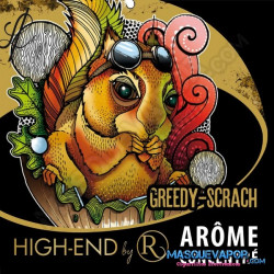 GREEDY SCRACH REVOLUTE HIGH-END