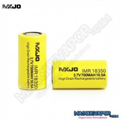 MXJO 18350 700mah 10.5A Battery