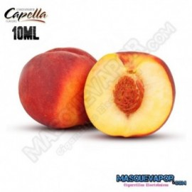 YELLOW PEACH CAPELLA FLAVOR DROPS