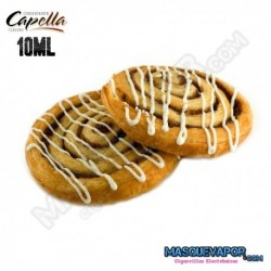 CINNAMON DANISH V2 CAPELLA FLAVOR DROPS