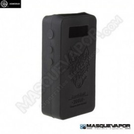 SNOW WOLF 200W BLACK SILICONE CASE