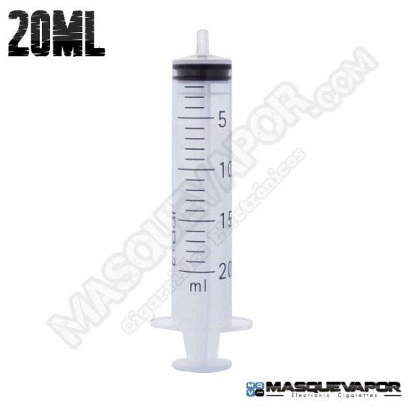 Jeringuilla 20 ml