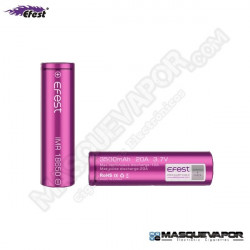 Efest Purple 18650 v1 20A 3500MAH