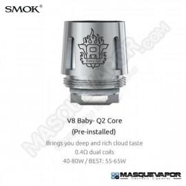 SMOK V8 BABY Q2 COIL 0.4OHM SMOK TFV8 BABY