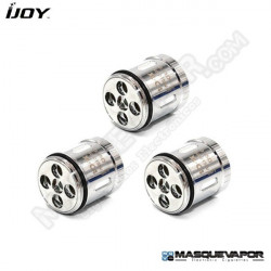 3 X COIL IJOY XL-C4 LIGHT-UP CHIP