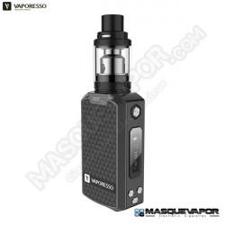 VAPORESSO TAROT NANO 80W WITH VECO TANK KIT TPD 2ML BLACK