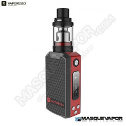 VAPORESSO TAROT NANO 80W WITH VECO TANK KIT TPD 2ML RED