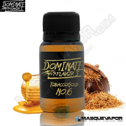 TOBACCO NUMBER 6 DOMINATE FLAVORS 15 ML