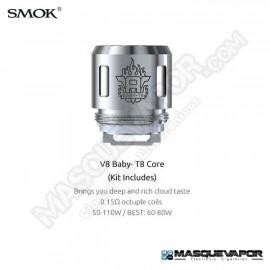 SMOK V8 BABY T8 COIL SMOK TFV8 BABY