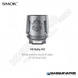 SMOK V8 BABY M2 0.15OHM COIL SMOK TFV8 BABY