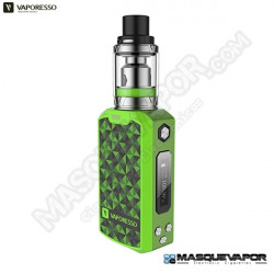 VAPORESSO TAROT NANO 80W WITH VECO TANK KIT TPD 2ML GREEN
