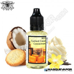 NICE CUSTARD CREAM FLAVOR 30ML CHEFS FLAVOURS