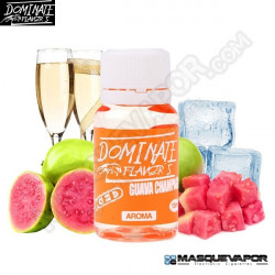 ICED GUAVA CHAMPAGNE DOMINATE FLAVORS 15 ML