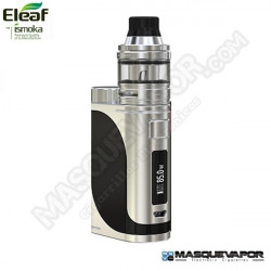 ISTICK PICO 25 WITH ELLO KIT TPD 2ML ELEAF SILVER / BLACK