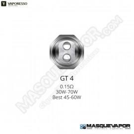 VAPORESSO GT4 CORE 0.15OHM NRG TANK COIL