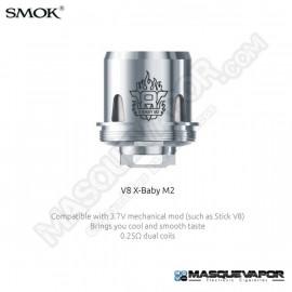 SMOK V8 X-BABY M2 COIL 0.25OHM SMOK TFV8 X-BABY